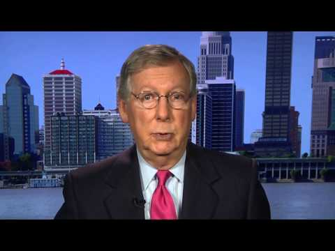 U.S. Senate Minority Leader Mitch McConnell (R-KY) Delivers Weekly Republican Address