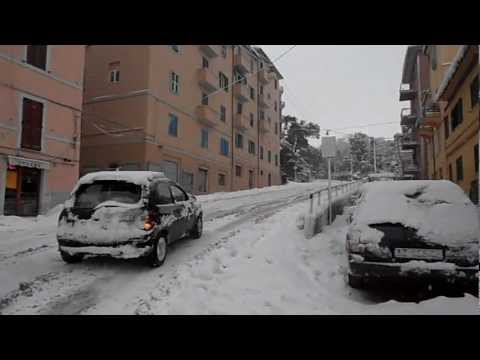 Neve ad Ancona - 12 feb 2012