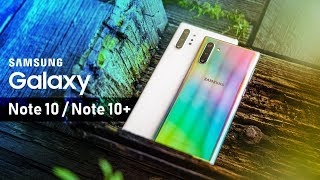 Samsung Galaxy Note 10 & 10 Plus Hands On