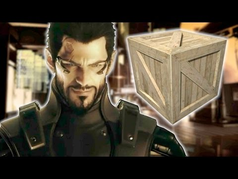 You made a lot of people happy - Deus Ex: Human Revolution