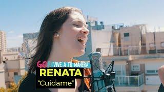 #EnEstudio 🎤Cuídame • Renata Toscano