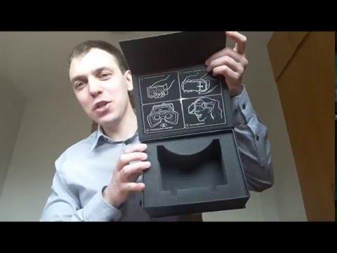Обзор очков виртуальной реальности Fibrum