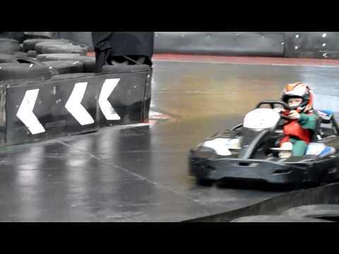 The McJannett-Smith Kids 1st Go-Kart Race