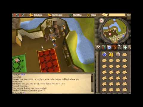 Runescape 2007  1.1million An Hour Money Making Guide!!! [COMMENTARY] Old School OSRS