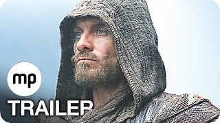 ASSASSINS CREED Trailer 2 German Deutsch (2016) Assassins Creed Der Film