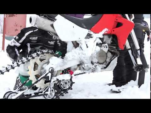 мото гусеница MotoLife.avi