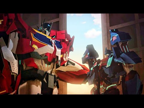 Transformers Prime Season 03 Beast Hunters Episode 9 in Hindi. Autobots United Again In Hindi
