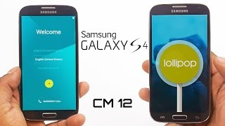 Galaxy S4 (I9500) - How to install Android 5.1 Lollipop (CyanogenMod 12.1)