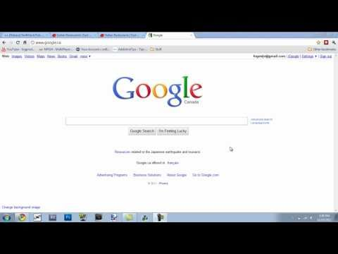 How to change things on webpages.   Google Chrome Inspect Element