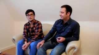 Первые дни жизни в Германии. Интервью с Артёмом. 27.11.2013