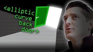 Elliptic Curve Back Door - Computerphile