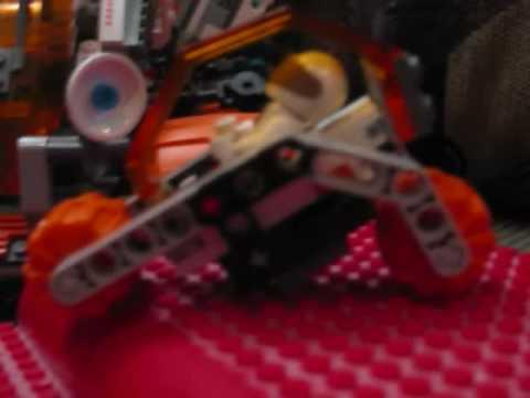 LEGO Wars: Mars Attacks / Part 1
