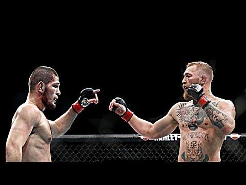 UFC Нурмагомедова Vs МакГрегора