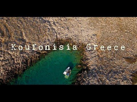 "4K Short Film ""Paradise on Earth"" Koufonisia Islands Greece"