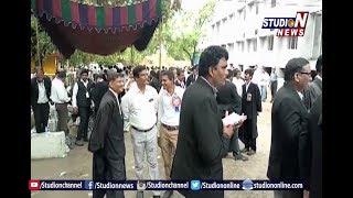 Telangana Bar Council Elections 2018 Started