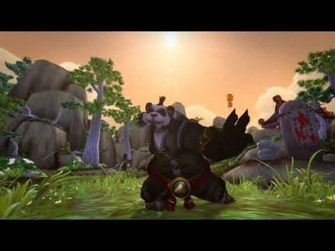 World of Warcraft: Mists of Pandaria Pre