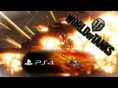 WOT PS4 - RUMBLE IN THE JUNGLE -