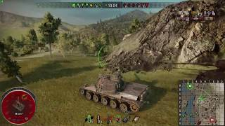 World of tanks PS4 - AMX 30B Master