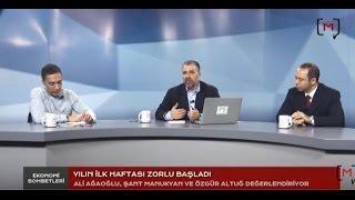 Ekonomi Sohbetleri (55): Ali Ağaoğlu, Şant Manukyan & Özgür Altuğ