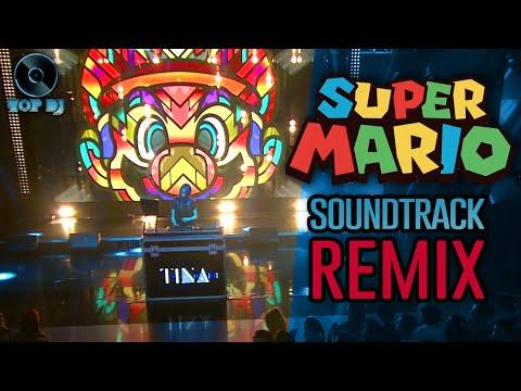 Super Mario Bros. REMIX by Tina | TOP DJ 2015 puntata 3