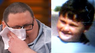 'I Buried All My Issues, And I Turned To Food,' Says 650+ Lb. Man Who Was Molested As A Child