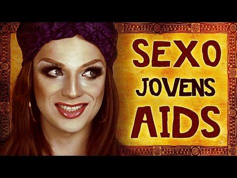 SEXO, JOVENS e AIDS