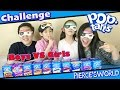 Pop Tarts Challenge | Blindfold Tasting Game Show - Pierce'sWorld