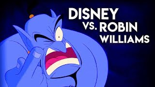 How Aladdin Changed Animation (by Screwing Over Robin Williams)