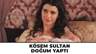 Muhteşem Yüzyıl: Kösem 12.Bölüm | Kösem Sultan doğum yapıyor!