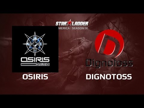 Dignotoss -vs- Osiris, Star Series America Day 4