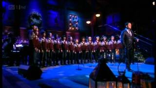 Michael Buble Video - Michael Bublé & Trinity Boys Choir - Silent Night