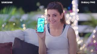 Samsung Galaxy M40 and Redmi Note 7 Pro Comparison