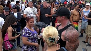 What Happens When Rich Piana Shows Up - RAW & UNCUT