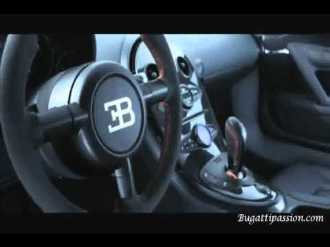 Bugatti Veyron & SSC Ultimate Aero, Interior Comparison