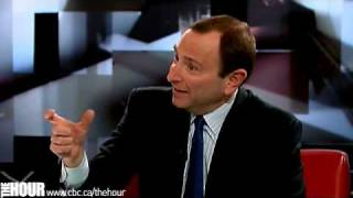Gary Bettman on The Hour with George Stroumboulopoulos