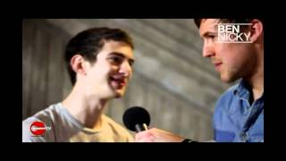 Ben Nicky TV Episode 6 - Ministry Of Sound, Lifeline + more.