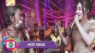 Rhoma Irama Dihadiahi Gitar Akustik Oleh Via Vallen - Hot Issue Pagi