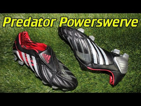 Adidas Predator PowerSwerve - Retro Review + On Feet