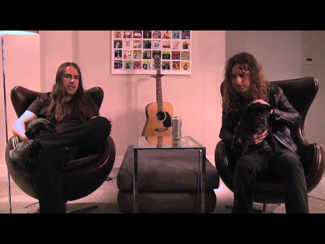 Airbourne With Black Dogs