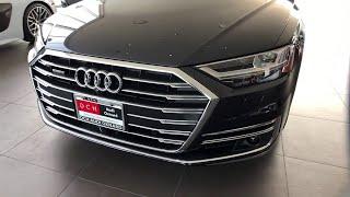 2019 Audi A8 Oxnard, Ventura, Camarillo, Thousand Oaks, Santa Barbara, CA AX04139
