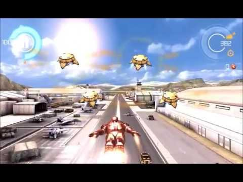 Android Games!#38 Iron Man 3 - The Official Game Samsung Galaxy SII (S2)