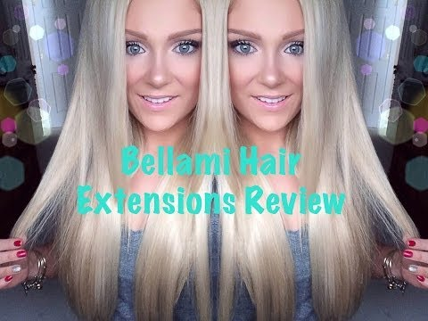 Bellami Hair Extensions Review!