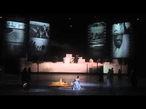 Qasr Al Hosn Festival 2013 - Story of a Fort - Legacy of a Nation(part1)
