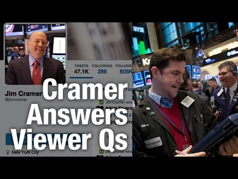 Jim Cramer Likes Dow Chemical DuPont Deal, Says it Will Create Value