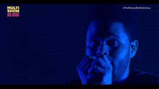 The Weeknd Starboy Alive Lollapalooza Brasil 2017