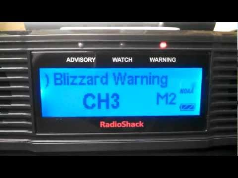 Blizzard of 2013 Weather Alert!