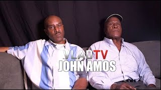 John Amos Speaks On Rejecting 'Demeaning' Black Roles