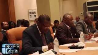 Les activités du President Vital Kamerhe a Washington DC