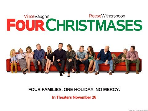 Four Christmases - Vince Vaughn And Reese Witherspoon, Classic Comedy (2008)