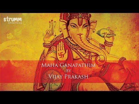 Maha Ganapathim By Vijay Prakash
